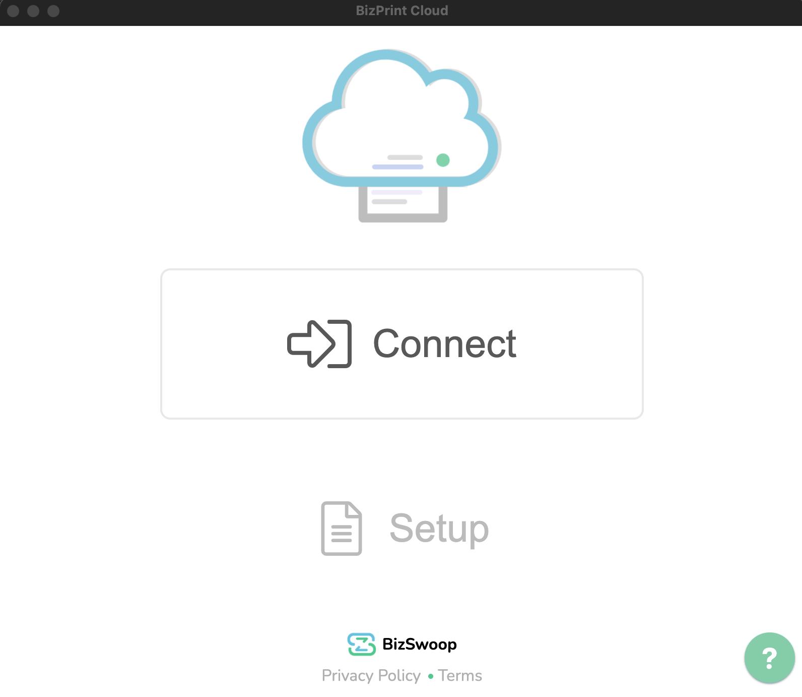 Print Desktop App View New