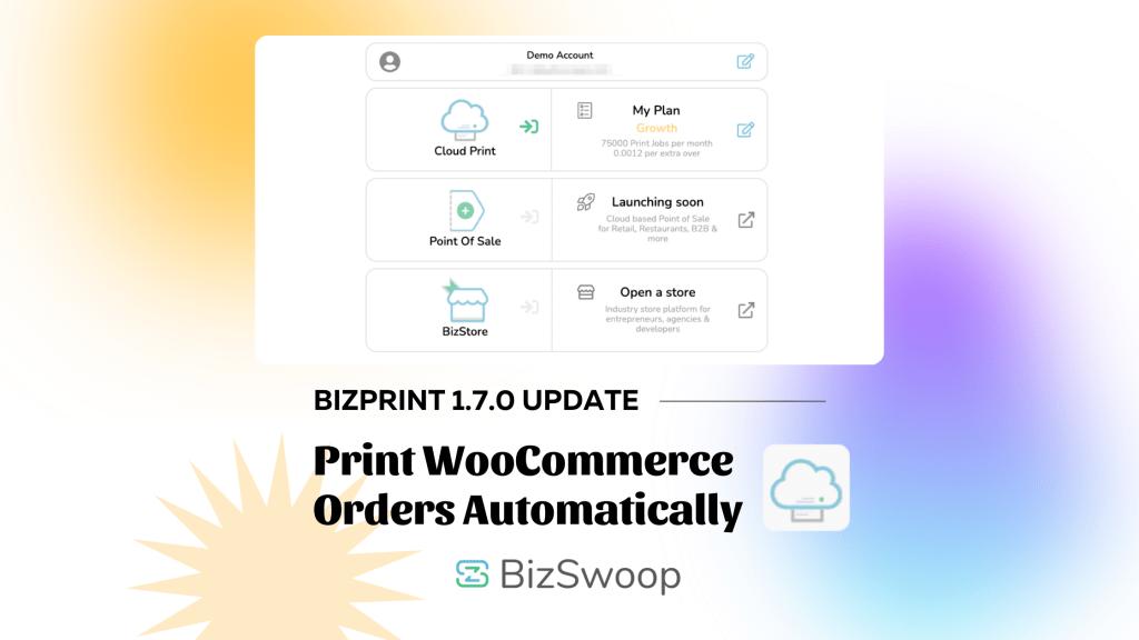 SSO 1.7.0 BizPrint Update